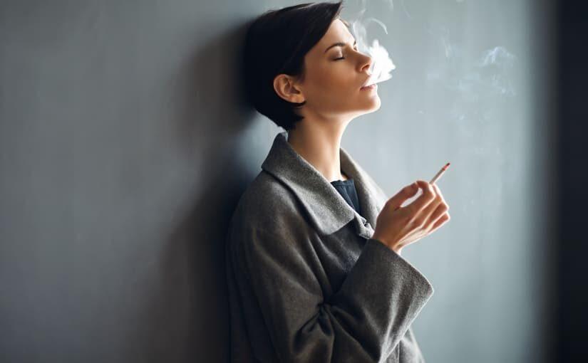 Fumer avec un trouble d'anxiété généralisée
